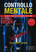 Controllo Mentale - 4 CD Mp3